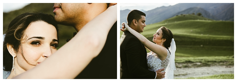 Queenstown Couple Elopement Love Photographer