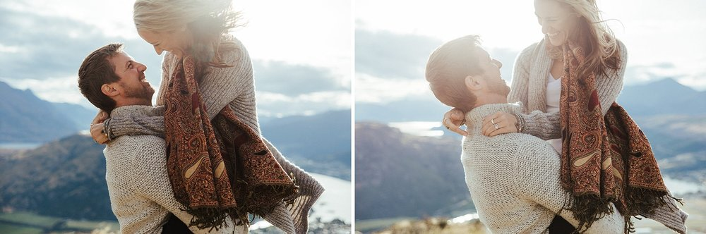 Kate Roberge Photography | Queenstown Couple, Engagement, Family and Elopement Photographer