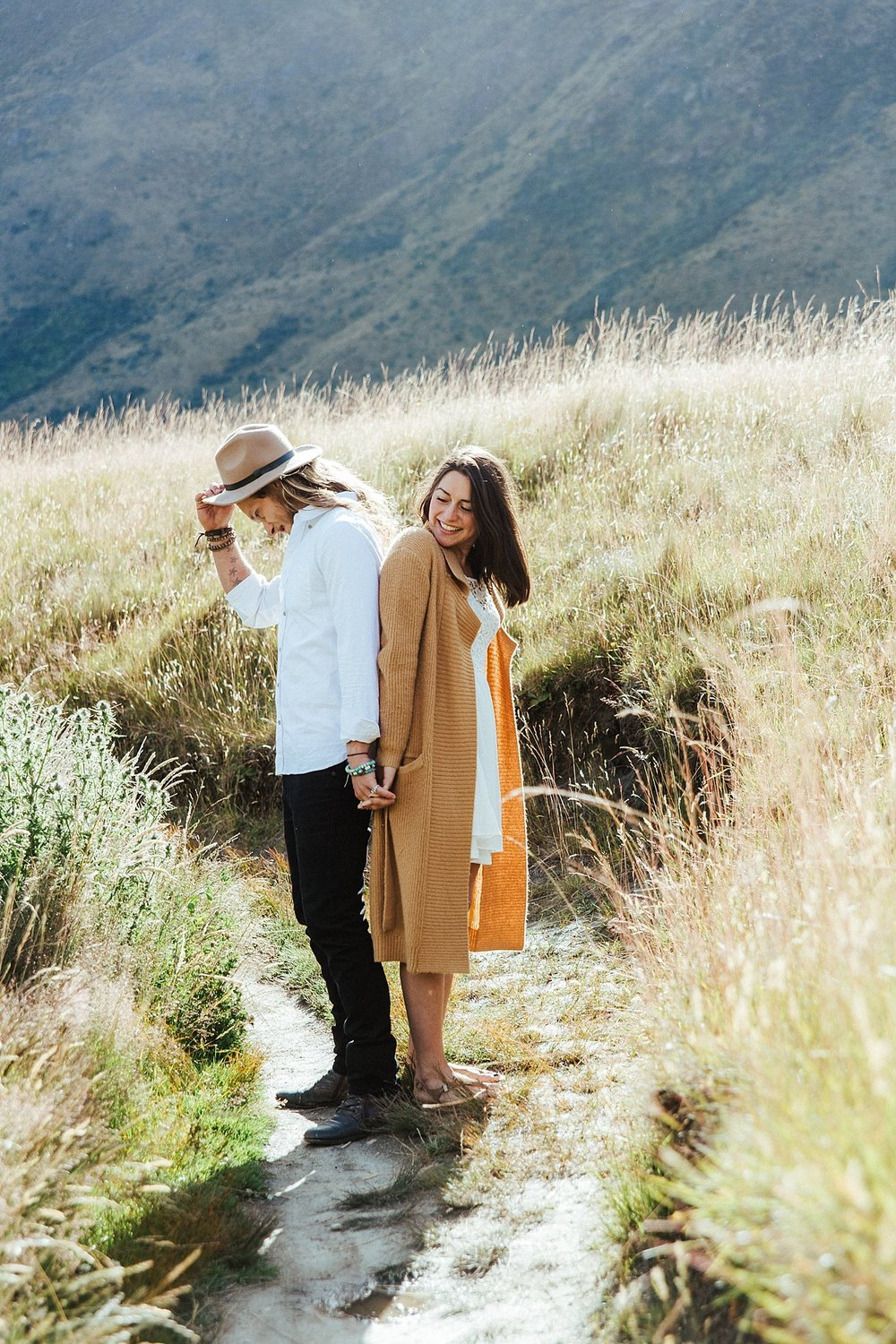 Kate Roberge Photography // Queenstown Couple, Engagement, Elopement and Family photographer