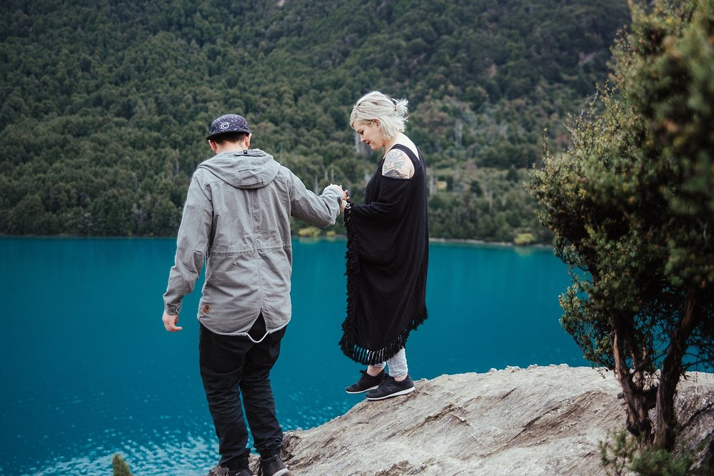 Kate Roberge photography | Queenstown Couple, Engagement, Elopement, Family Photographer