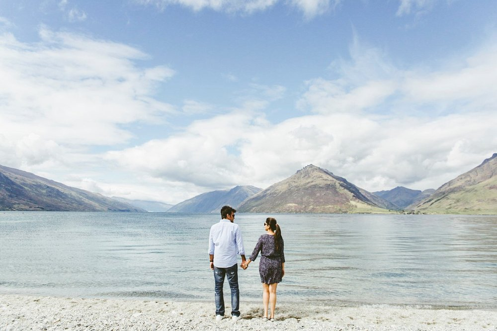Kate Roberge Photography | Queenstown Elopement, Couple, Engagement Photographer