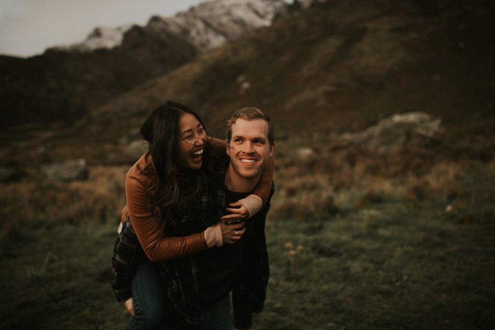 Queenstown Couple Photoshoot