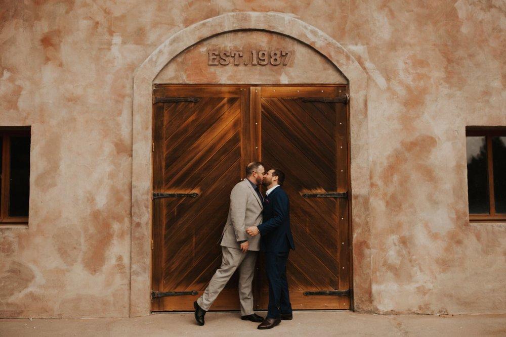 Gay Wedding Queenstown