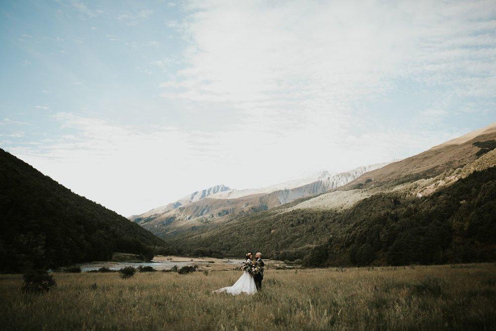 Glenochy Wedding