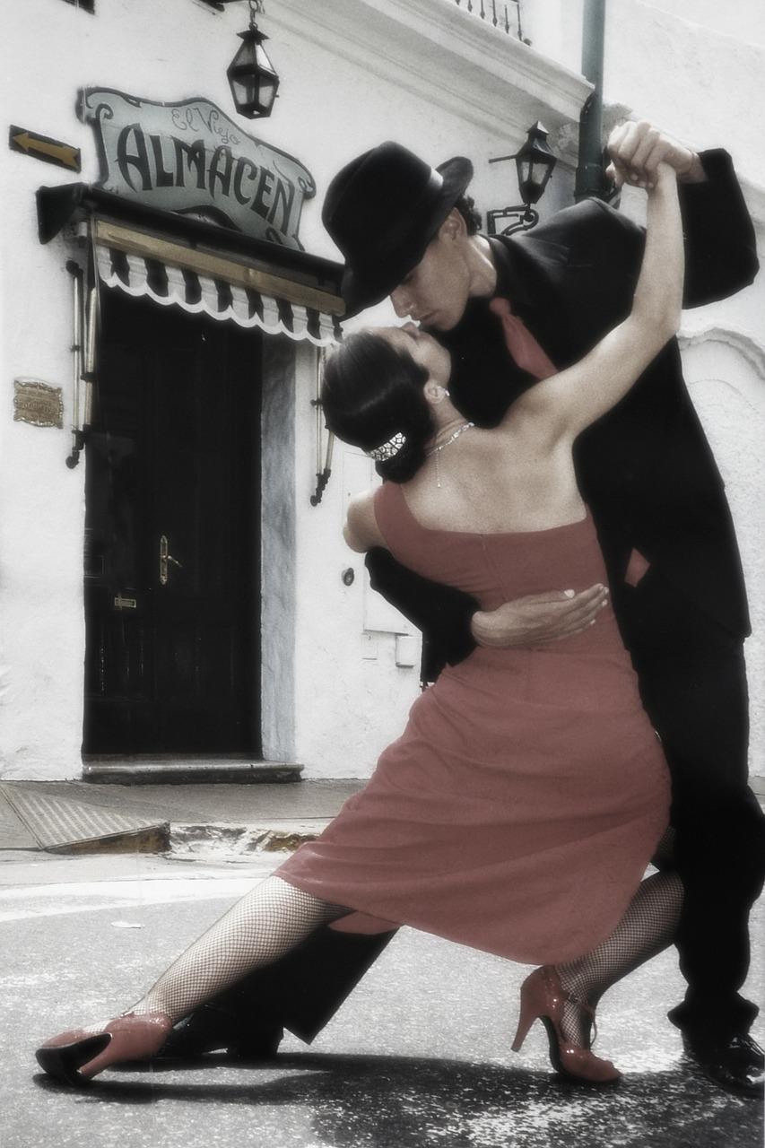 Traditional Tango