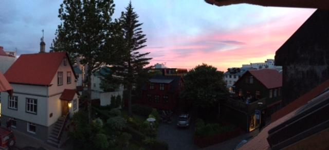 Reykjavik at 2 a.m.