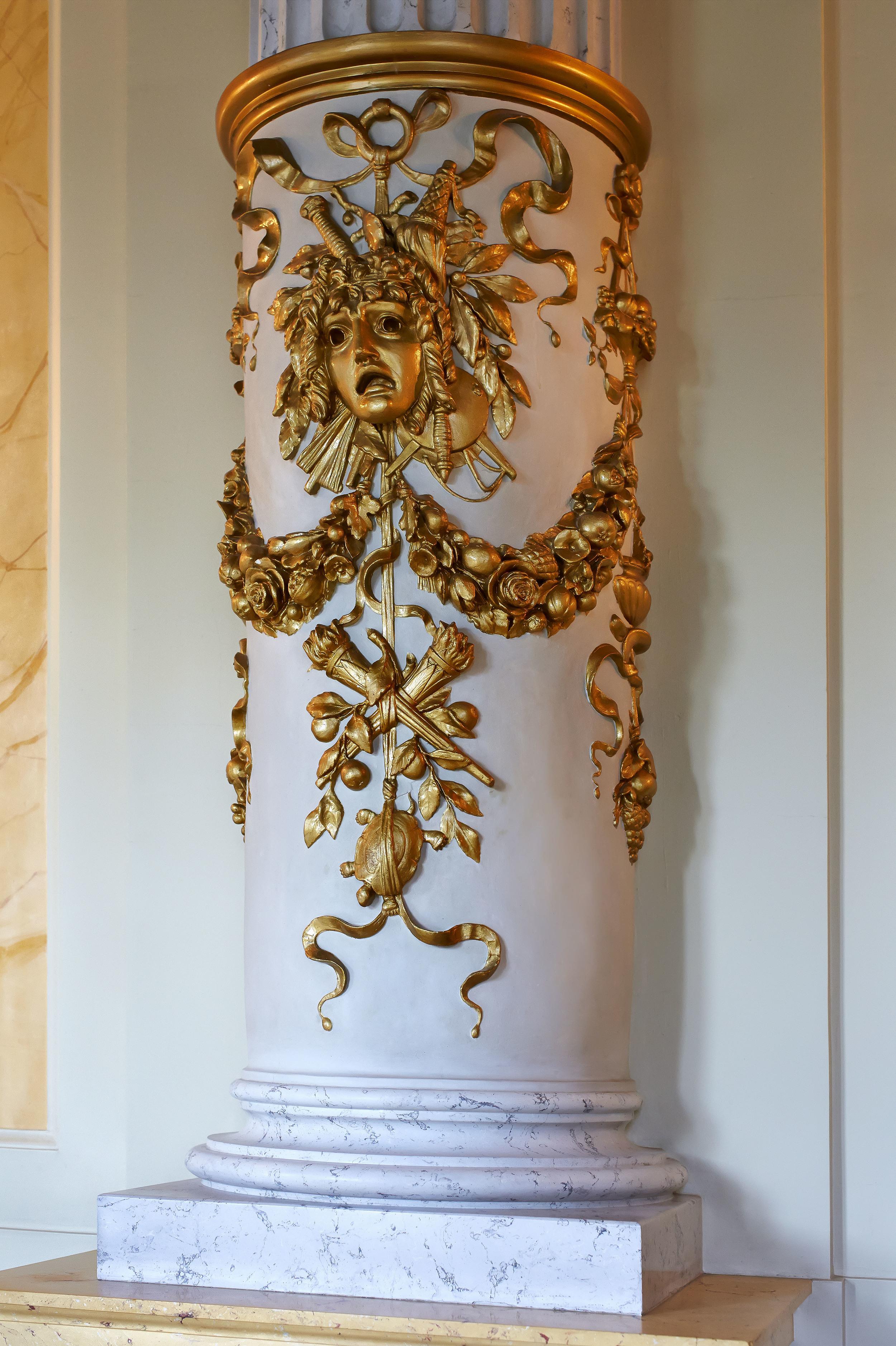 House Pillar 1