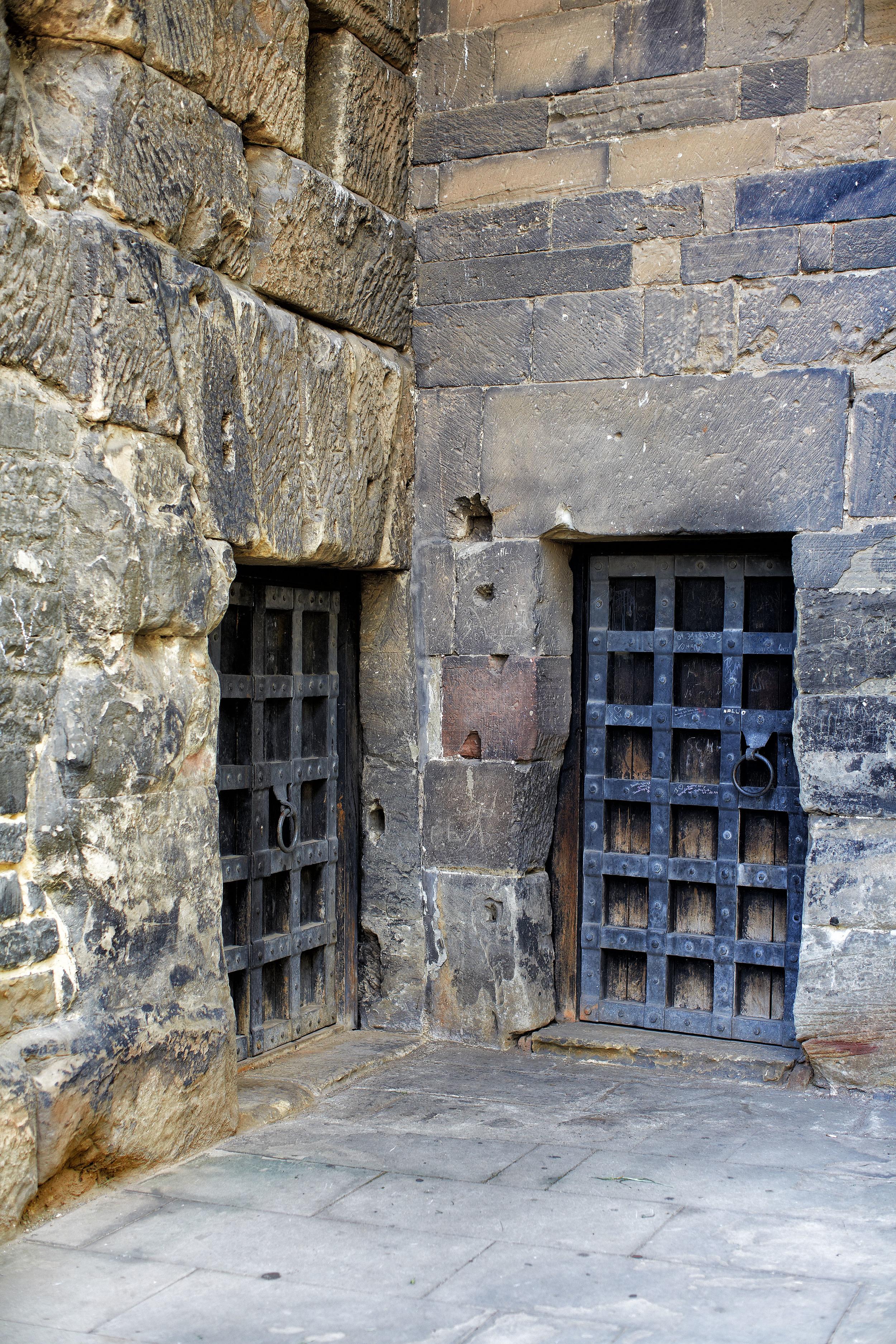 Roman Doors