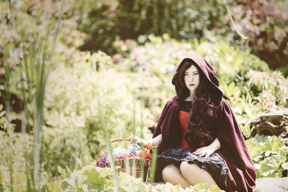 Model:Alice Irene Espada, MUA:Alice Irene Espada