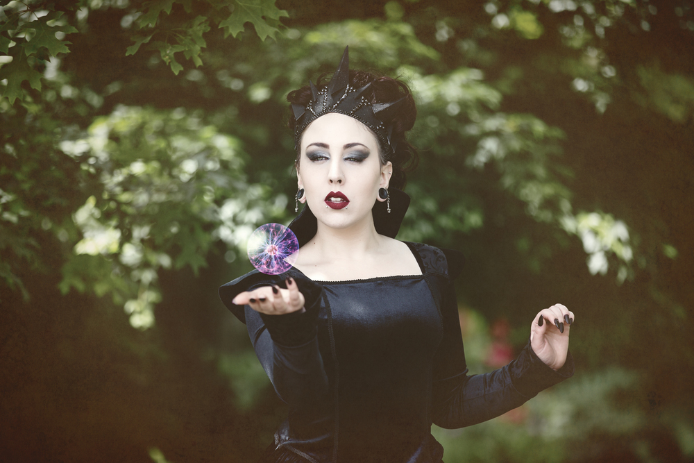 Model: Sethra Welton  , MUA:  Sethra Welton , Stlist & Designer: Mia VonKountzavich
