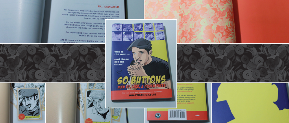 So Buttons by Jonathan Baylis