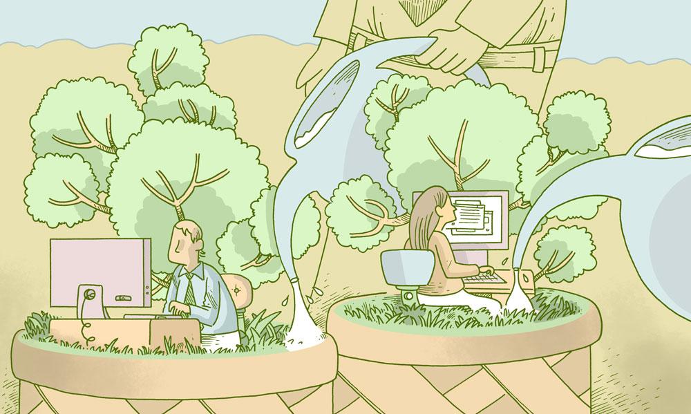 Stewardship Climate