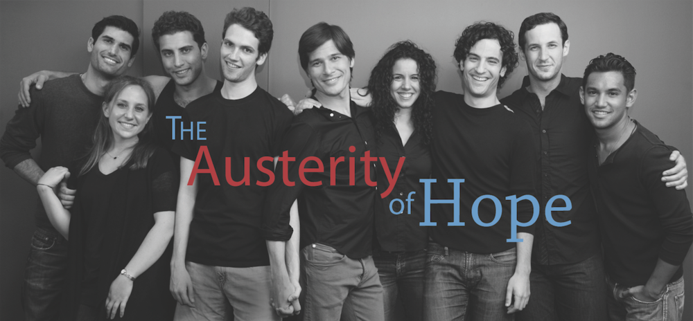 The Austerity of Hope , Fresh Fruit Festival, 2011