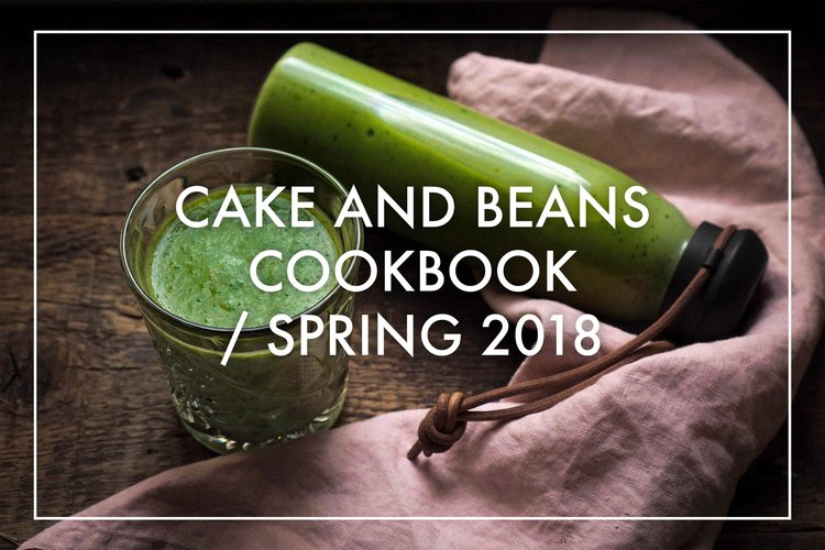 CAKE AND BEANS COOKBOOK