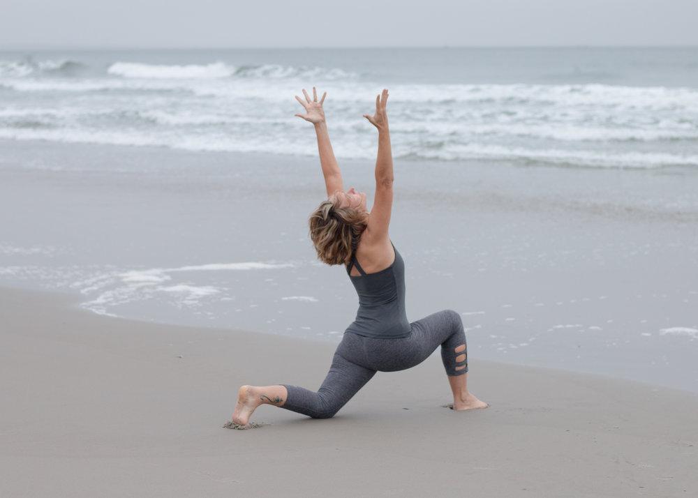 Yoga Ocean Reach