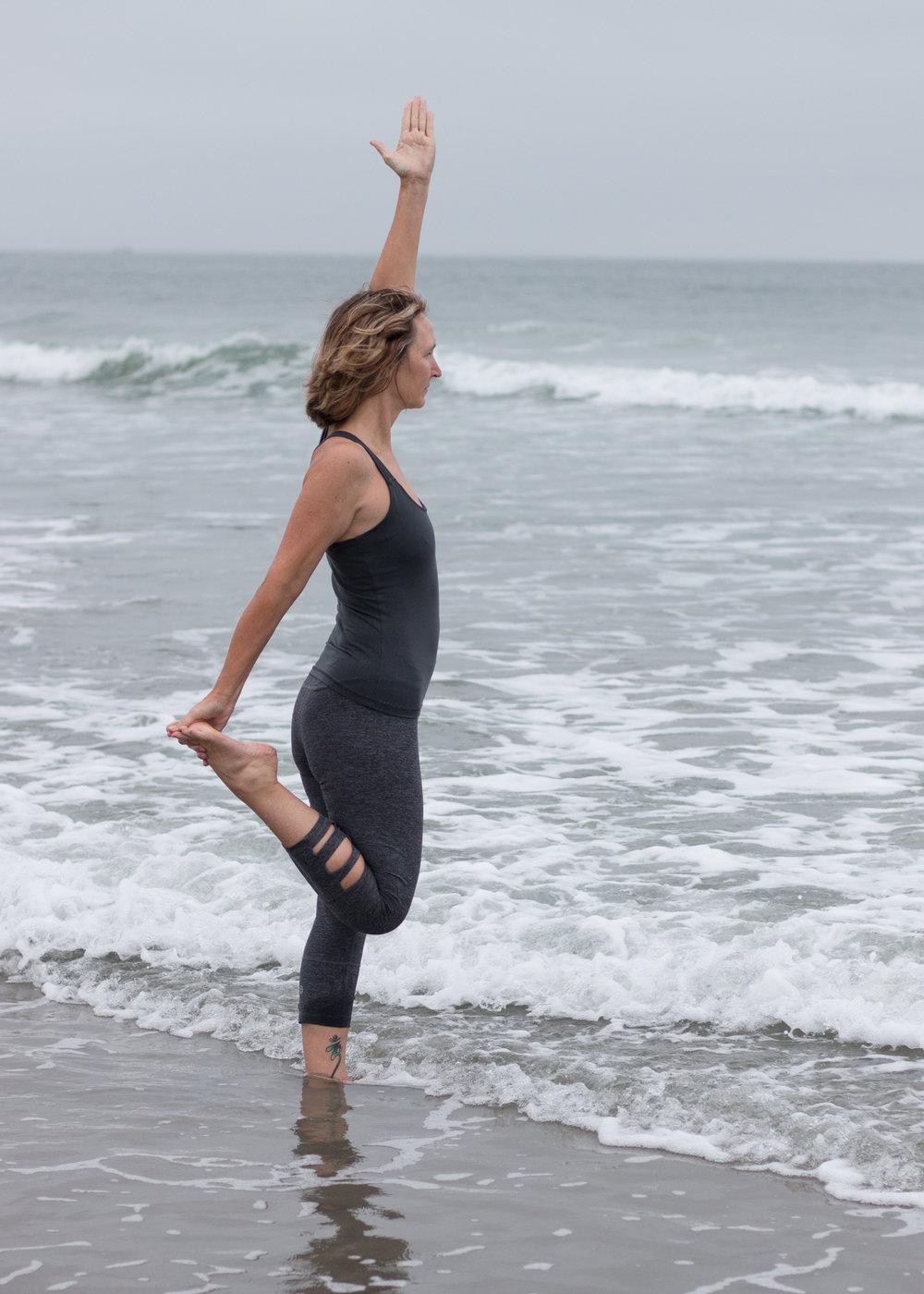 Yoga Ocean Balance