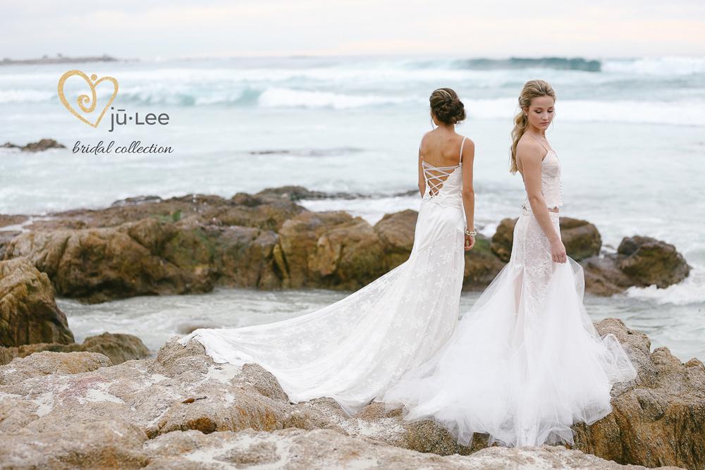 Nice Vintage Inspired Beach Wedding Dresses | San Jose San Francisco Bay Area |  Ju.Lee Design