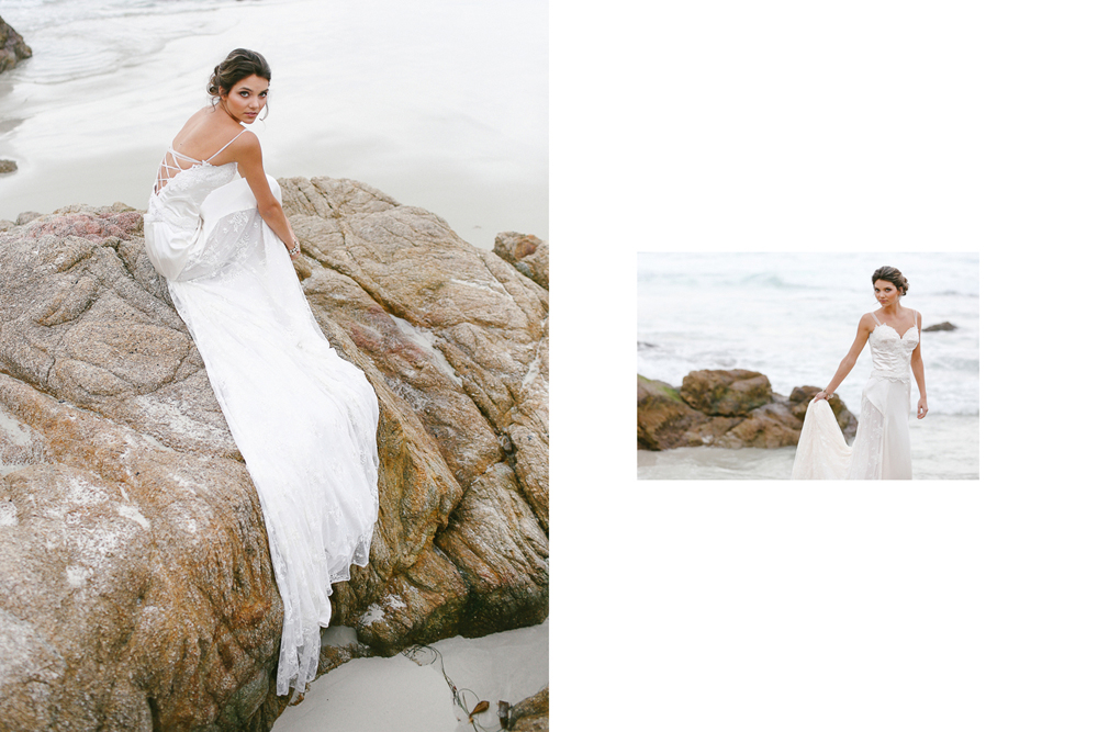 Seaside Beauties featuring wedding dresses for beach weddings ...