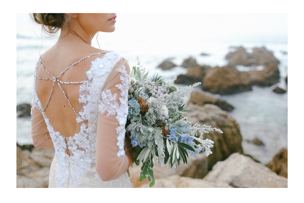Vintage Wedding Dresses Bay Area : Seaside beauties featuring wedding dresses for beach