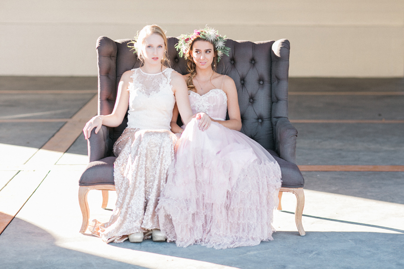 Ju.Lee vintage inspired wedding dresses