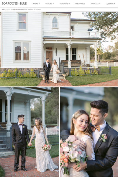 California Ranch Wedding