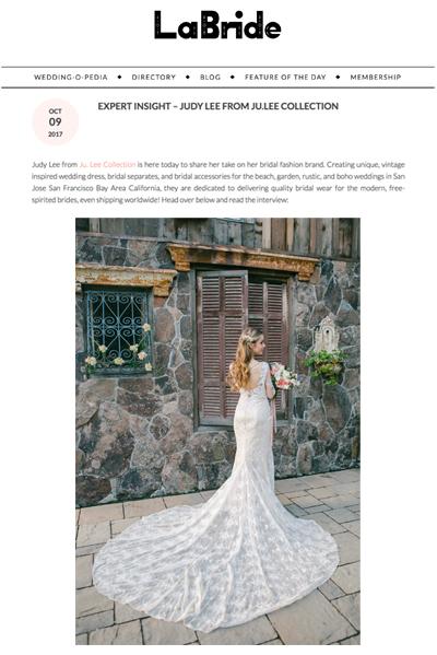 La Bride Bridal Expert Tips
