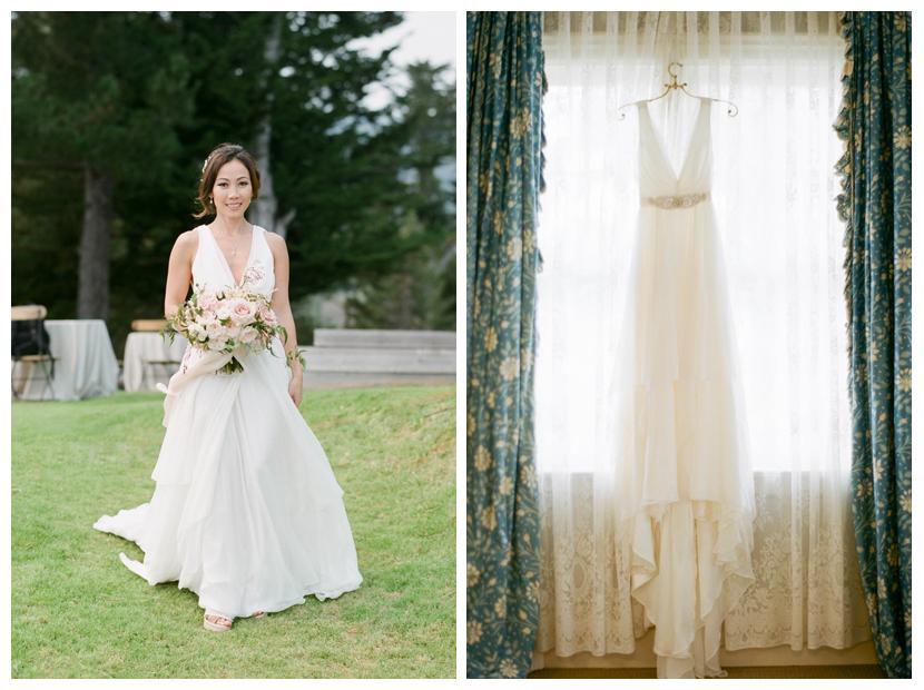 Destination Wedding at Big Sur California — Ju.Lee Collection