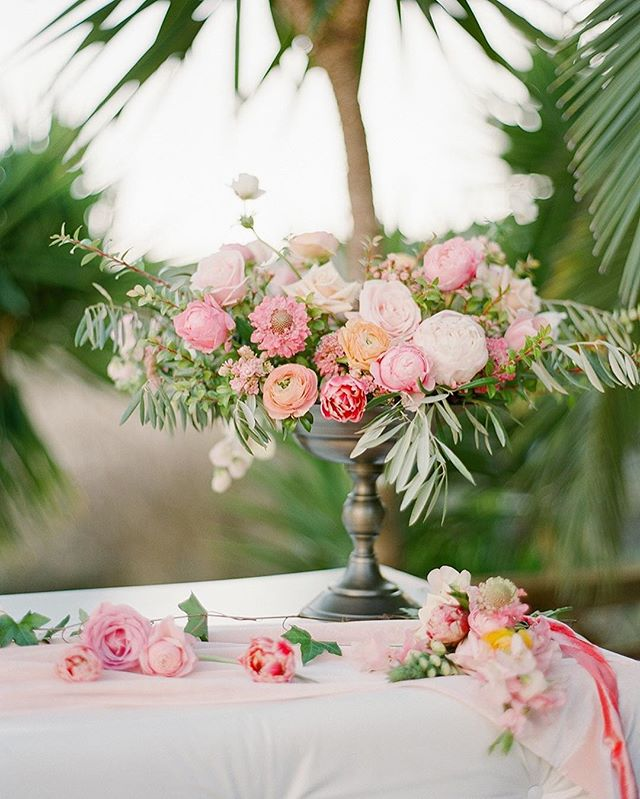 Happy Tuesday, lovelies! It certainly feels like a Monday with the long weekend. Hope everyone had a fantastic time. Starting off the week right with this #pretty eyecandy from @cassia.foret 🌸 Awwwmazing 💖 #centerpiece #weddinginspiration #juleechic ……………………………………………………………………………. 📸 @radostina.photography @79ideas // design & linens @partycrushsutdio // 💐 @cassia.foret // 📍 @lighthousegcm // rentals @gussyupdecor