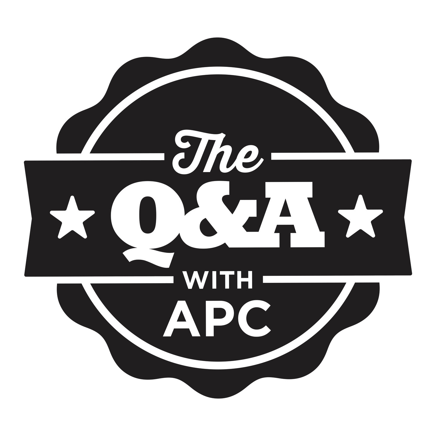 The Q & A with A. P. C.