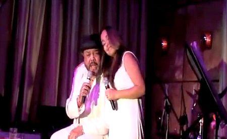 """Francisco Céspedes y Adrianna Foster - Llorar Por Dentro        (En concierto por """"Damas de Blanco"""")"""