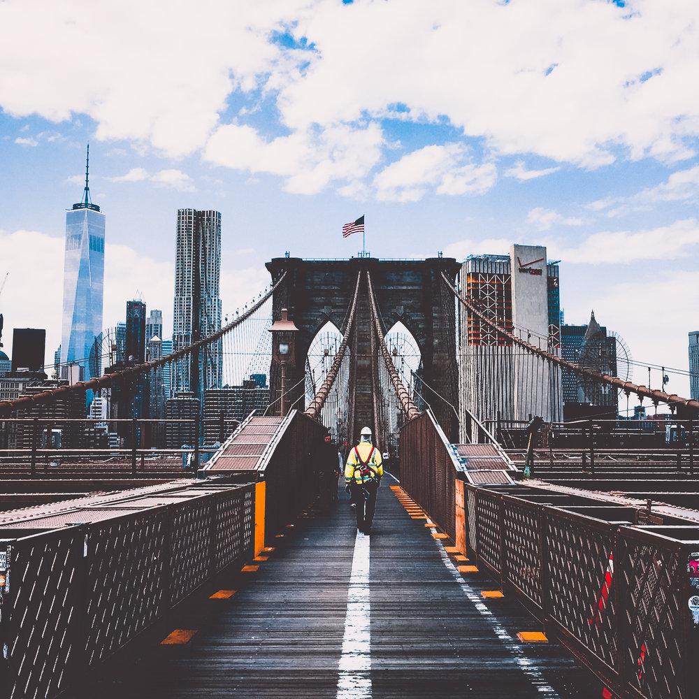 #brooklynbridge #NYCRealEstate