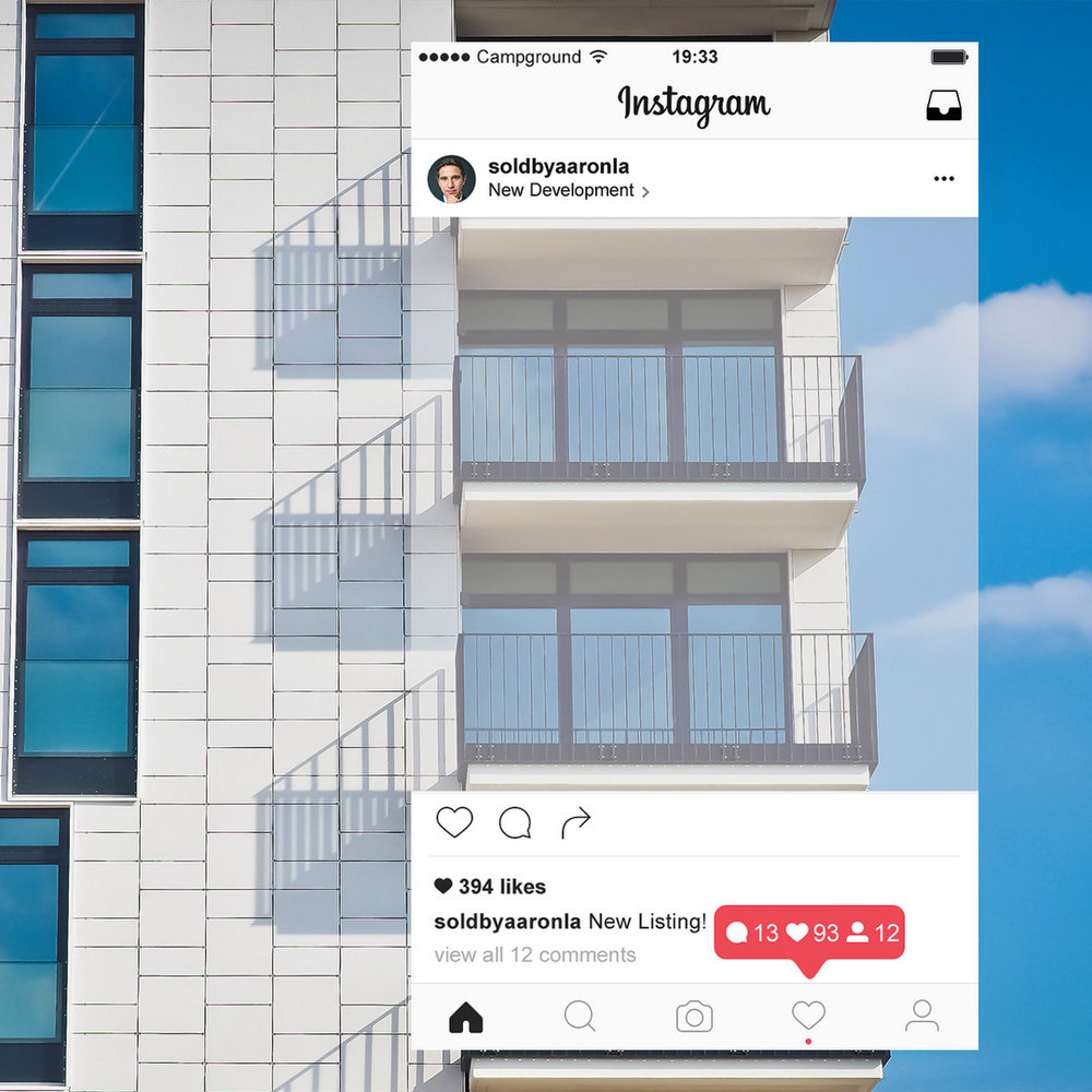 Your Instagram + Your Website = Total Local Domination.