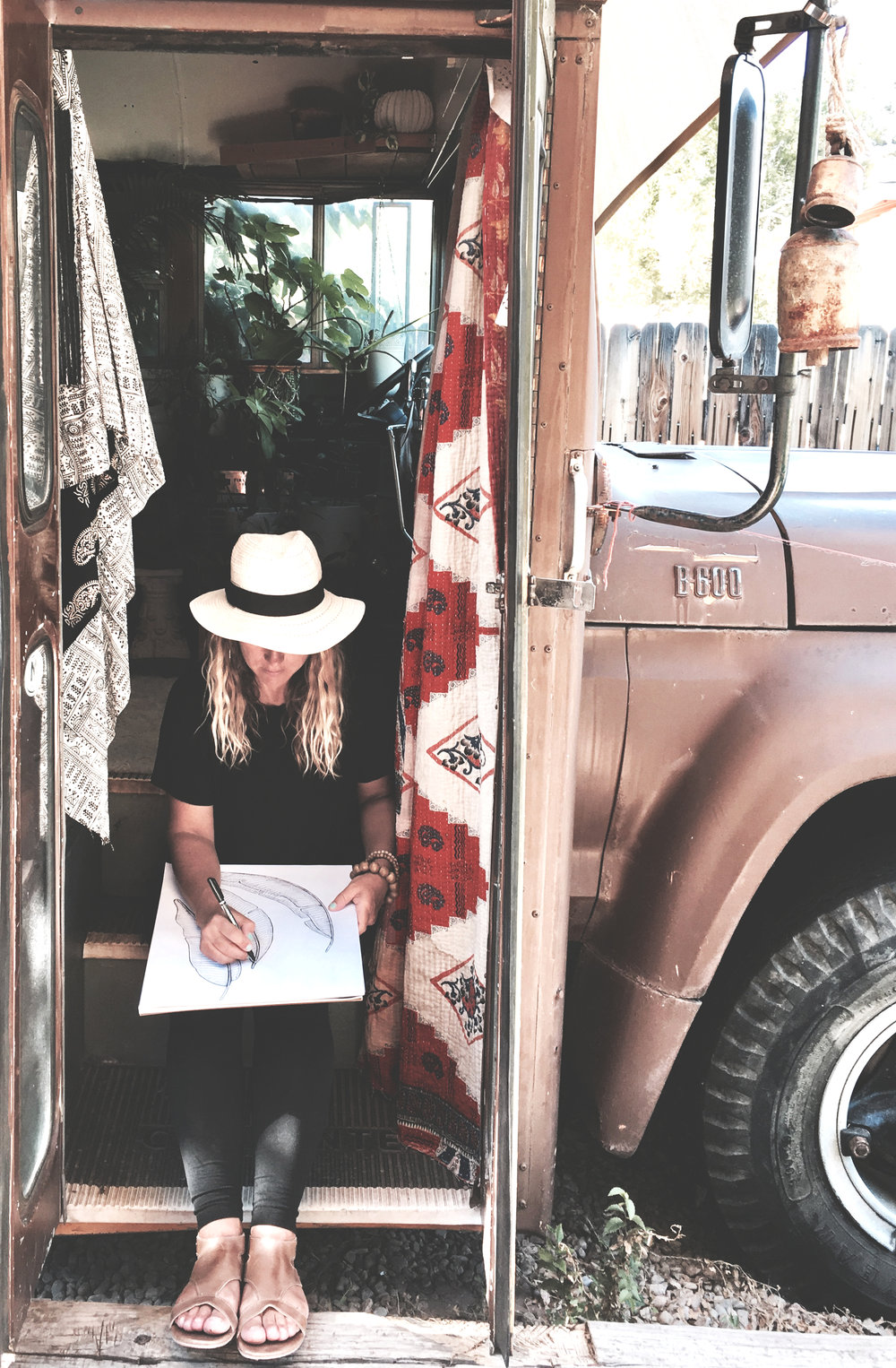 Holli Zollinger - Fabric designer