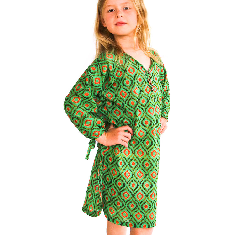 Girls sewing patterns clothing store — Pattern & Cloth
