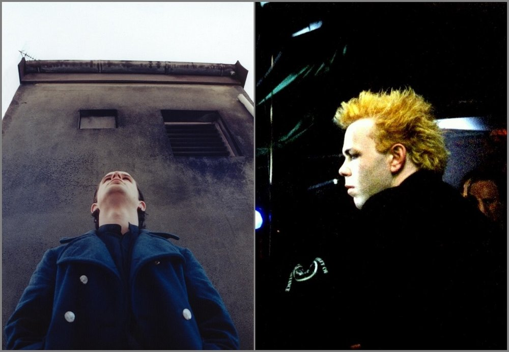 L: Russell Dench, Auckland, 2000 AD; photo by Jason Pengelly (Interim_Inc).  R: Michel Rowland, Wellington, 2000 AD; photo by Melanie Tahata.