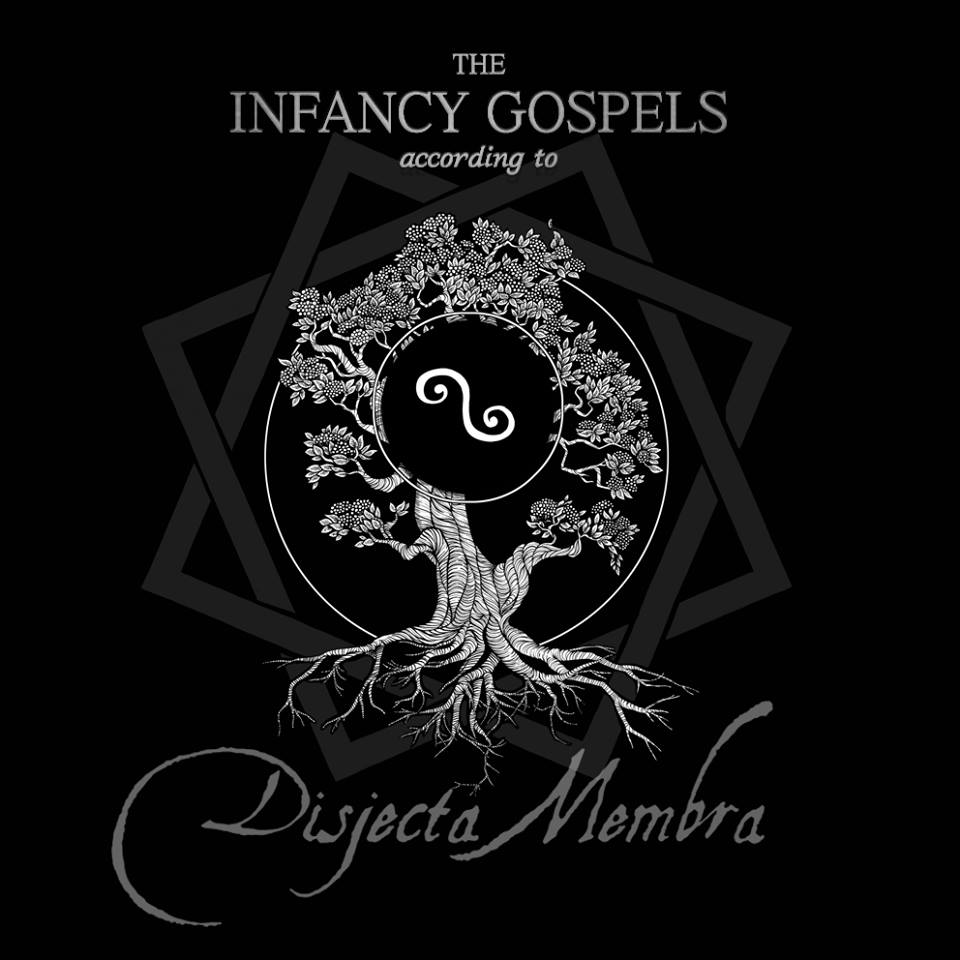 The Infancy Gospels  EP.  Cover by Isobel Joy Te Aho-White ( Izzy Joy ).