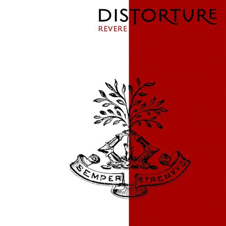 Distorture,  Revere , Symbolique Studios, 2007.  Design: Jason Just