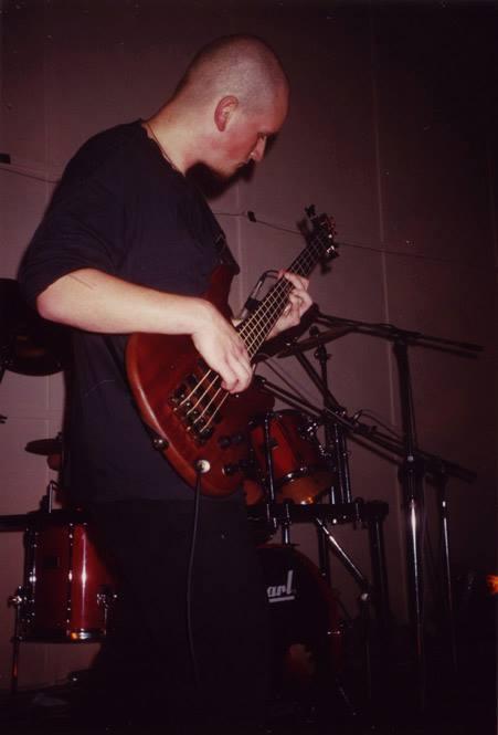Bloodflower live, 1995.
