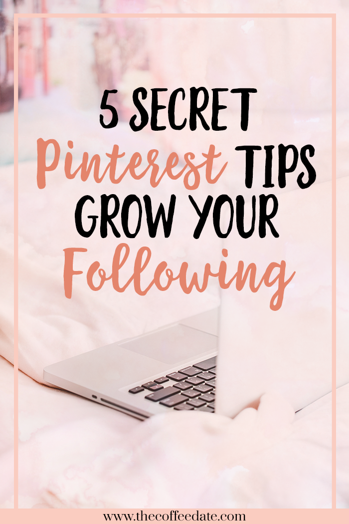 59b3bbee29 5 Secret Pinterest Tips to help you grow your following! — The ...