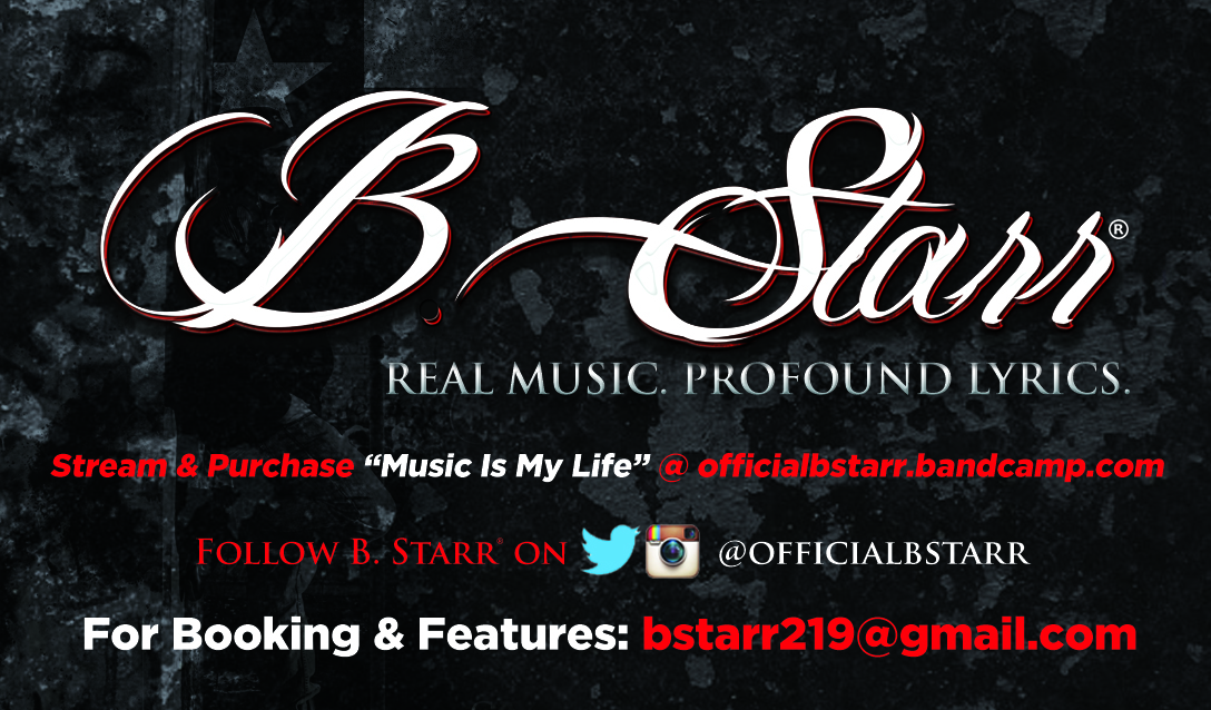 B. Starr's Official Music Site