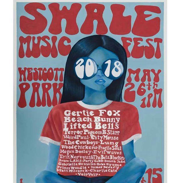 5/26/18 #SwaleMusicFest #MCIN #NextShowUp #ISalute