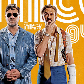 The Nice Guys, by Shane Black