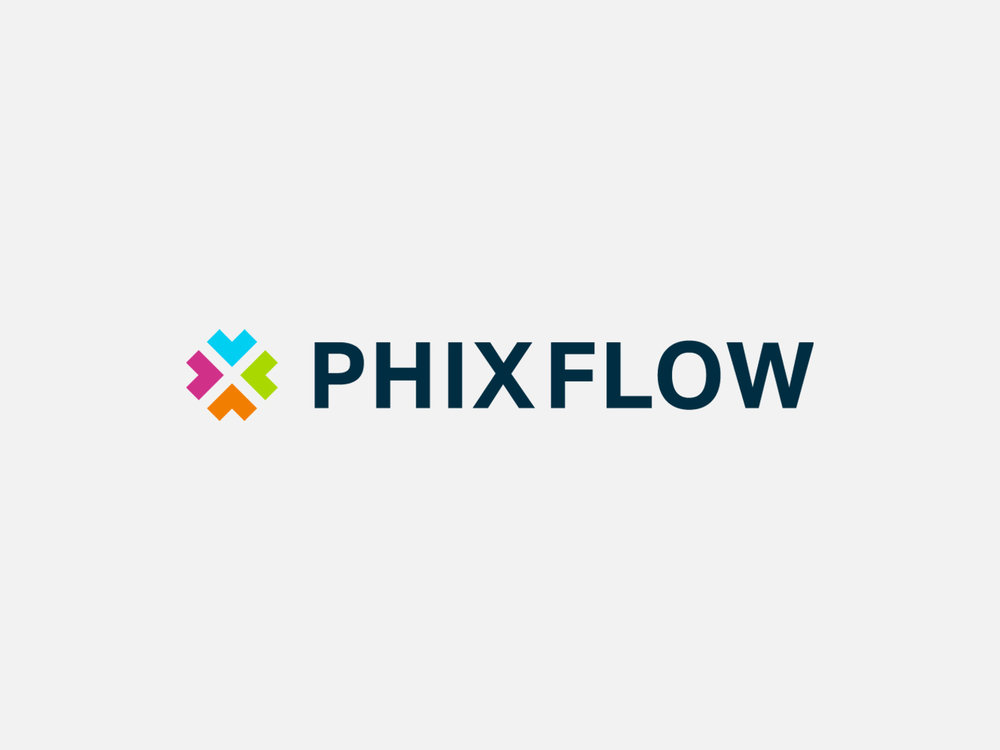 PhixFlow primary brand, by Chiara Mensa