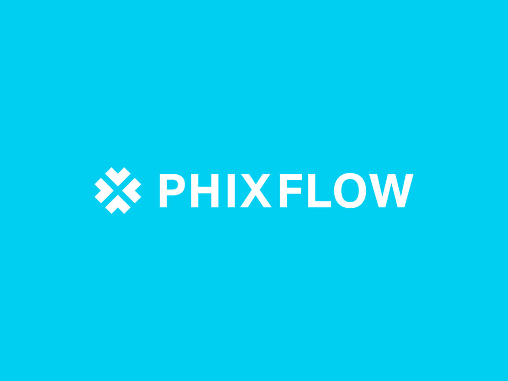 PhixFlow white washed brand, by Chiara Mensa