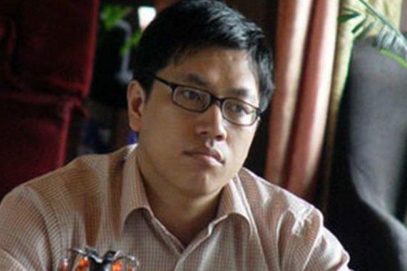Guo Yushan (photo by BBC中文網)