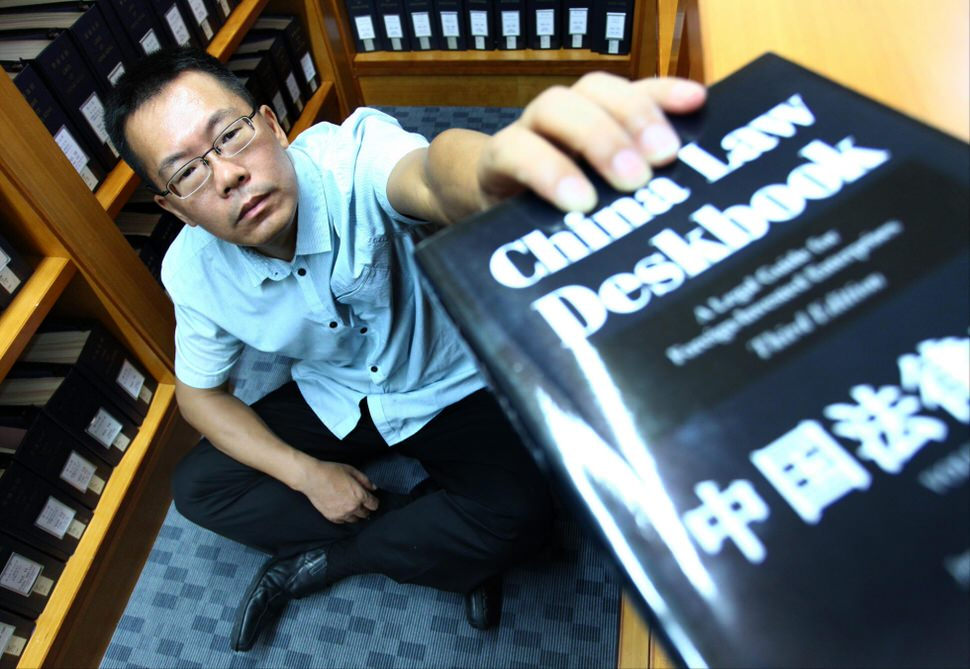 Human Rights lawyer Teng Biao, Photo credit: May Tse/South China Morning Post