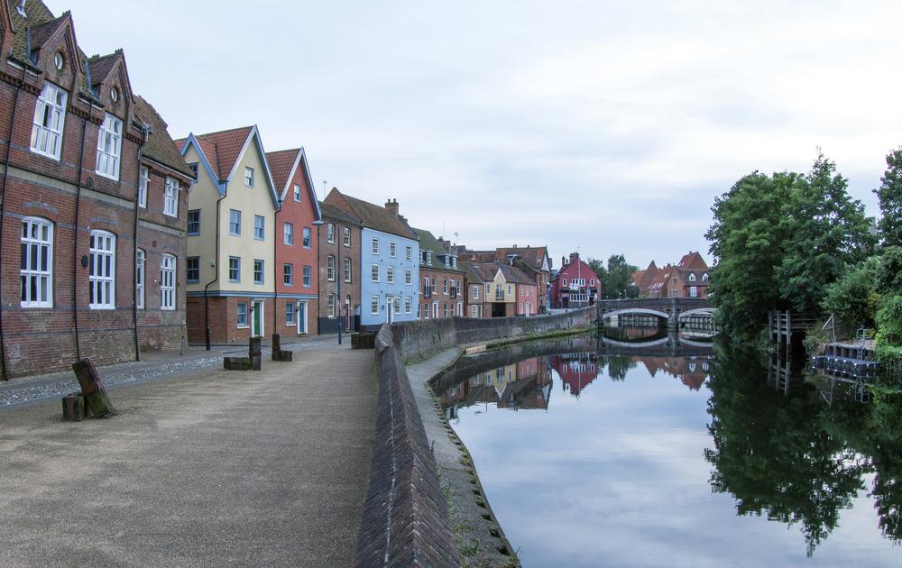 Quayside, Norwich    .jpg