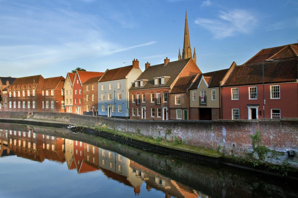 Quayside, Norwich. .jpg