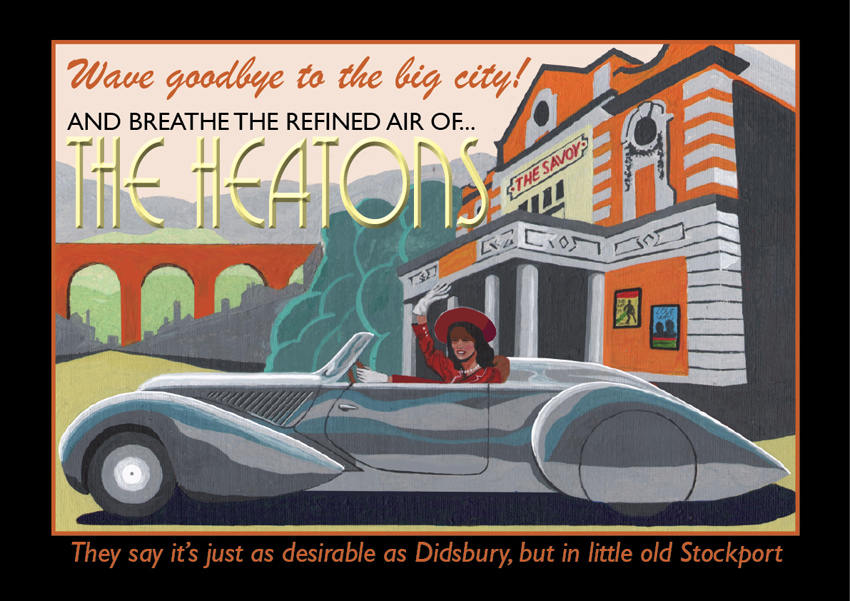 The Heatons of Stockport poster