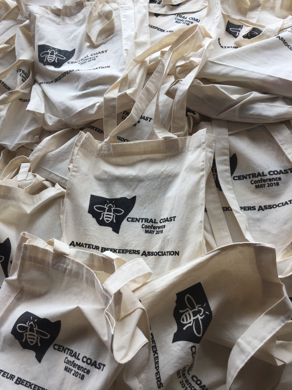 Does one of these bags have your name on it?